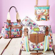 Lily Bloom Handbags on sale (up to 60% off + FREE shipping) http://www.zulily.com/invite/arutherford877