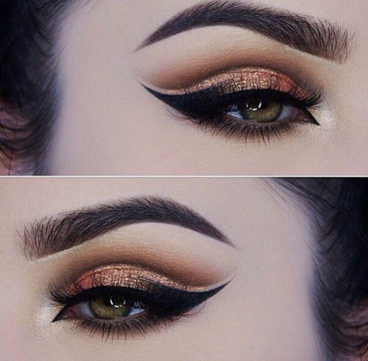 1000+ Ideas About Crazy Eye Makeup On Pinterest
