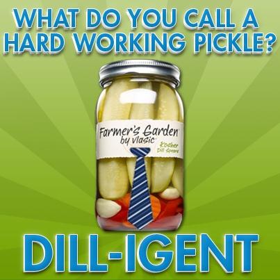 Vlasic pickles stork