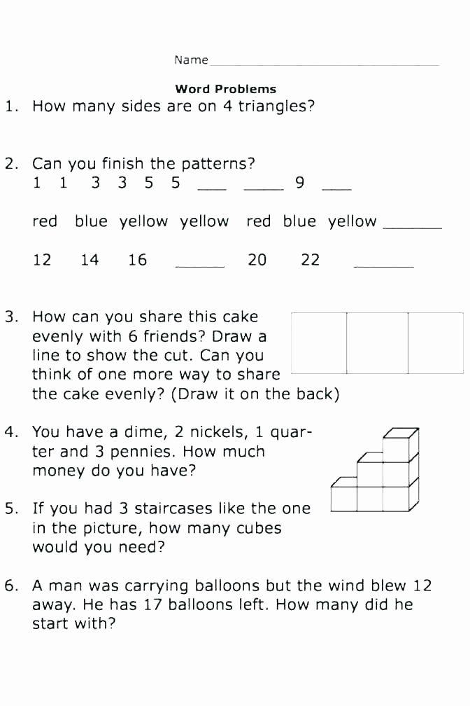 Math Conversion Worksheets 5th Grade Volume Math Problems ...