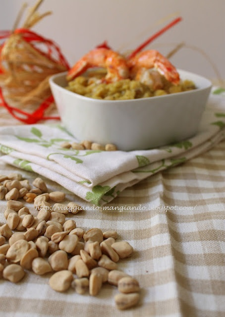 http://www.akkiapparicette.it/ricette/crema-di-cicerchie-con-gamberi-scottati-in-padella/
