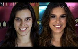 Fernando Torquatto ensina a disfarçar olheiras fundas com maquiagem e ainda propõe dois looks diferentes, para o dia e para a noite