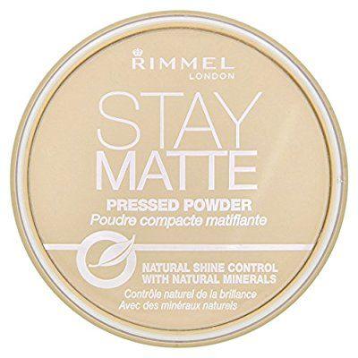 Rimmel Stay Matte Pressed Powder - Transparent: Amazon.co.uk: Prime Pantry