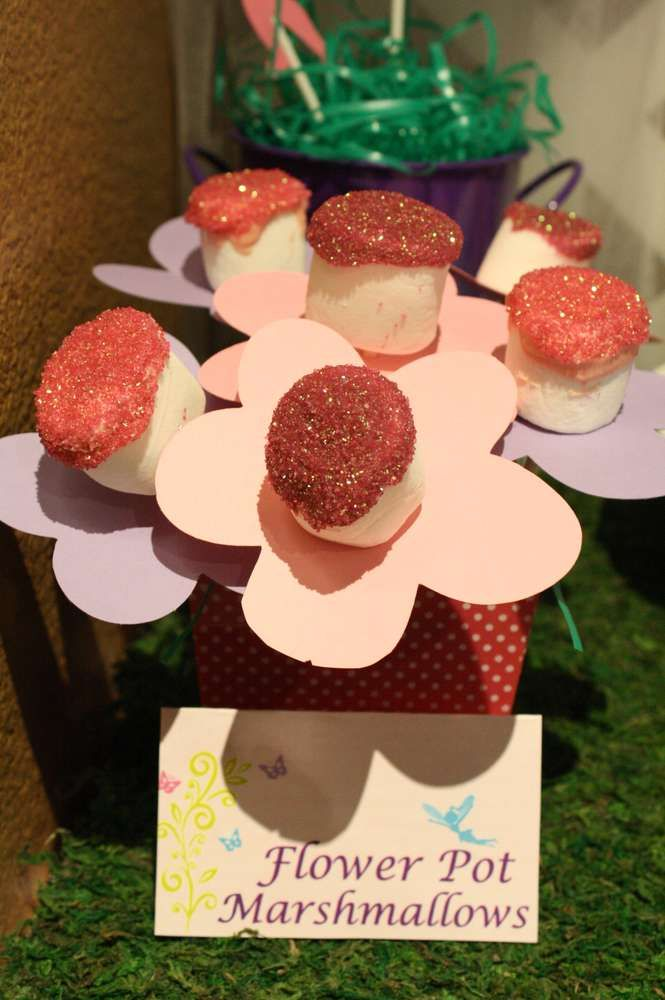 Fairy Garden Party Birthday Party Ideas | Photo 13 of 50