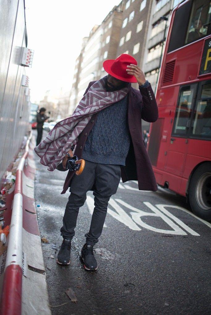 ロンドン・メンズ・コレクション 2015-16年秋冬 | SNAP | WWD JAPAN.COM