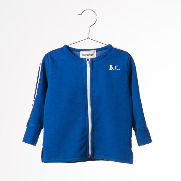 Baby Zip Sweatshirt The Cyclist via DELLEMYR. Click on the image to see more!