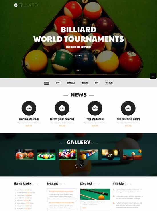 billiard-club-tournaments-wordpress-theme