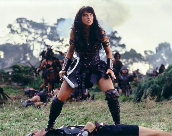 serie ancienne xena princesse guerriere - Page 3