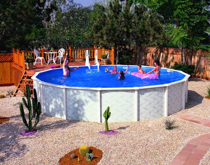 42 Best Images About Above Ground Pool Ideas On Pinterest Above Ground Pool Liners Swimming
