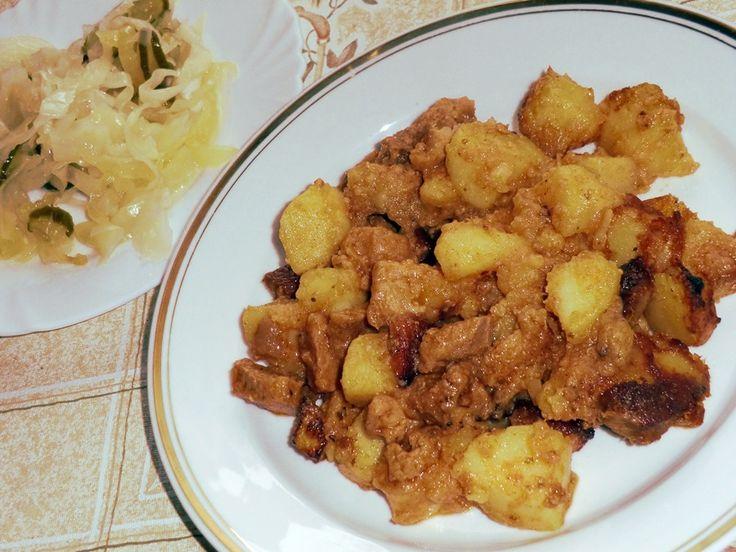 Lusti Brassói aprópecsenye recept