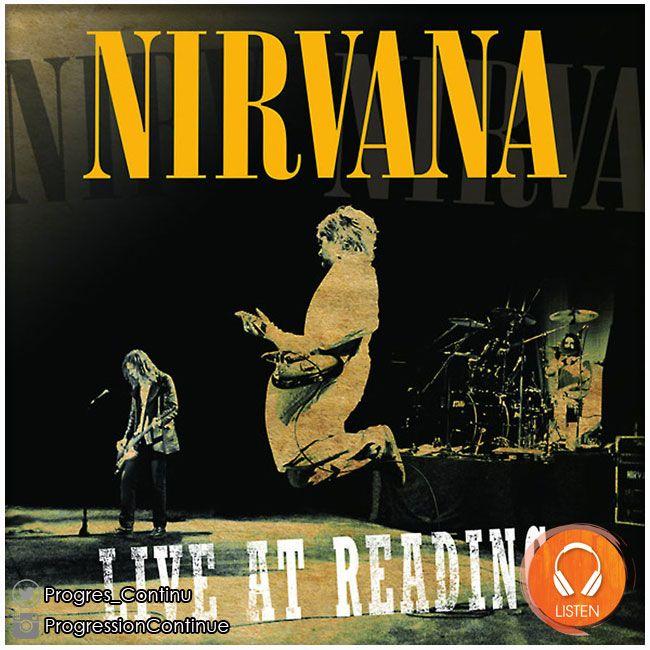 Nirvana - Live At Reading (2009) // 1992, Nirvana explose avec Nevermind. La tournée qui s'en suit fait étape le 30 août au festival de Reading, dernière date du groupe en Angleterre. Le meilleur concert de Nirvana. #nirvana #live #reading #album