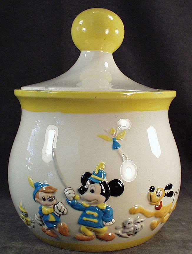 Disney Cookie Jars For Sale Impressive 60 Best Cookie Jars Images On Pinterest Vintage Cookies Biscuit