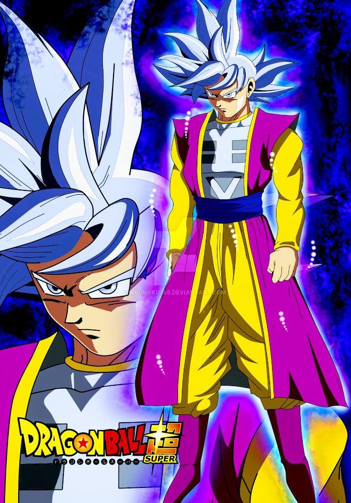 Goku Traje De Zeno Sama Anime Dragon Ball Super Dragon Ball Super Goku Anime Dragon Ball