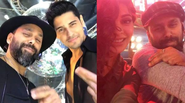 Jacqueline Fernandez and Sidharth Malhotra shoot for a disco dance number for A Gentleman – watch videos #FansnStars