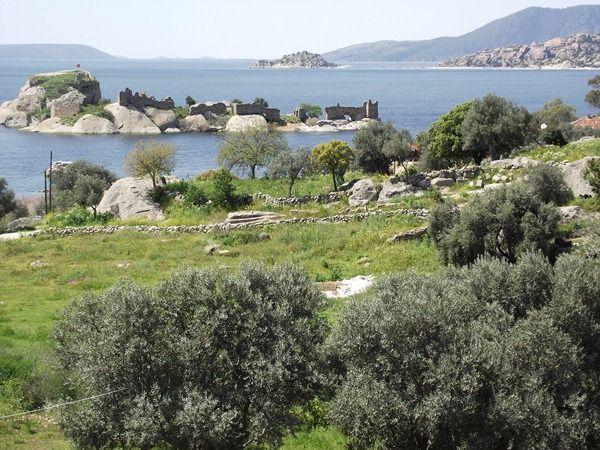 Bafa Lake Turkey