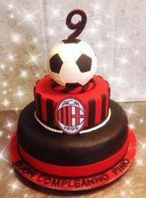 9° Birthday Cake Milan