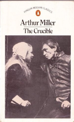 a book analysis of the crucible by arthur miller The crucible arthur miller plot overview summary & analysis act i: opening scene to the entrance of john proctor the crucible (sparknotes.
