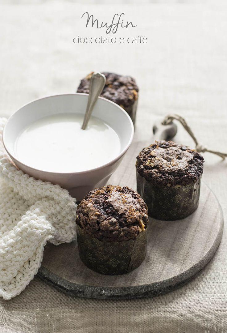 Muffin cioccolato e caffè_1