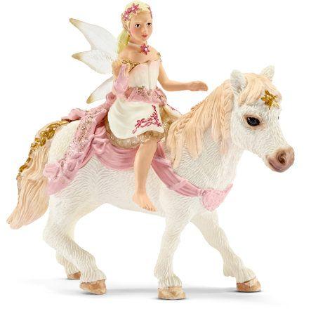 SCHLEICH Lilje elver med pony 70501 hos pinkorblue.dk - Fragtfrit ved køb over 500 kr. ✓ 20.000 artikler på lager ✓ Køb nemt online!