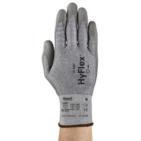 Ansell HyFlex® 11-627 Light-Duty Cut Protection Gloves Mfg#11-627-9