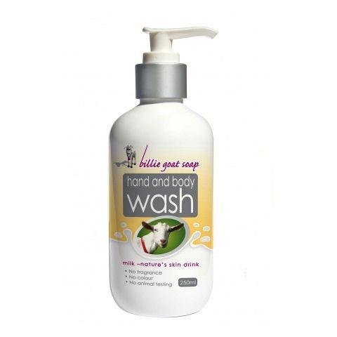 Hand and Body Wash – Billie Goat – 250ml | Shop Australia