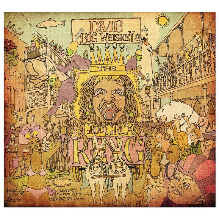 Dave Matthews Band - 'Big Whiskey & The GrooGrux King' (2009)
