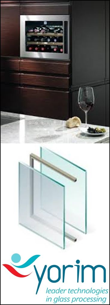"""to know about wine cooler glass we inform our benefits """"Heat insulation performance of IGU is the most ideal among all processing glass products availale on the market. Heat transfer coefficient U value can be effectively reduced by IGU. we can inert gas,argon,helium is fillled in insulting glass to further reduce the heat tranfer coefficient.""""  you can send email to sales@cammerkezi.com"""