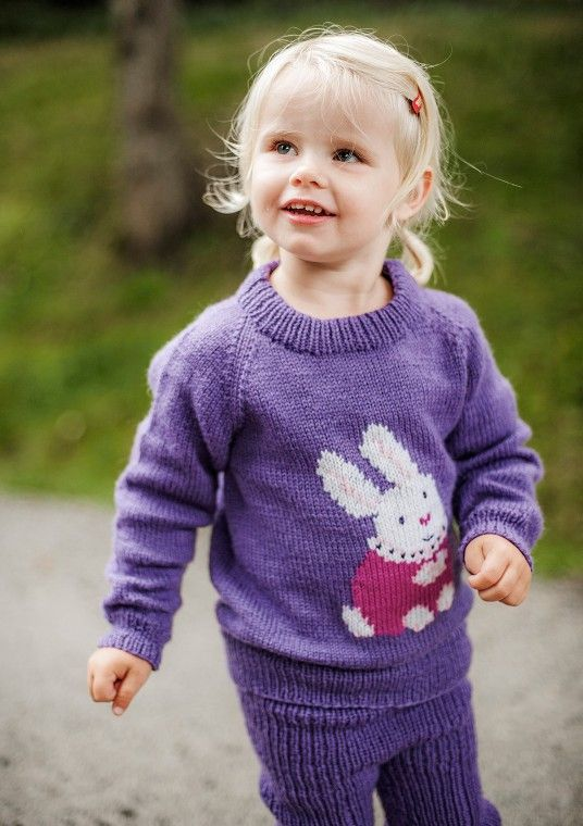 Frøken kanin genser