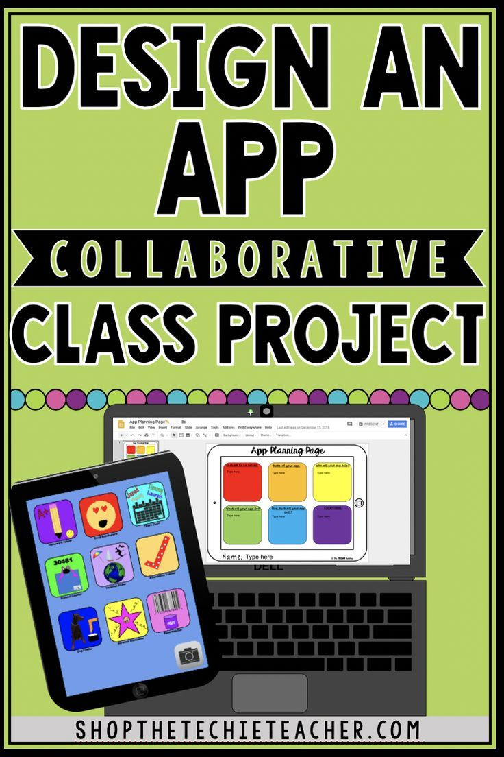 Students Will Love This Digital Project For Google Drive They Will Plan Out An Idea For A New Teacher Technology Classroom Technology Middle School Technology Quizizz adding and subtracting