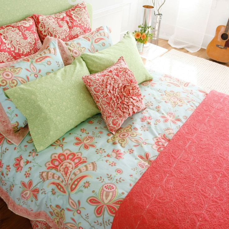 Paisley Bedding Sets, Duvets and Comforters