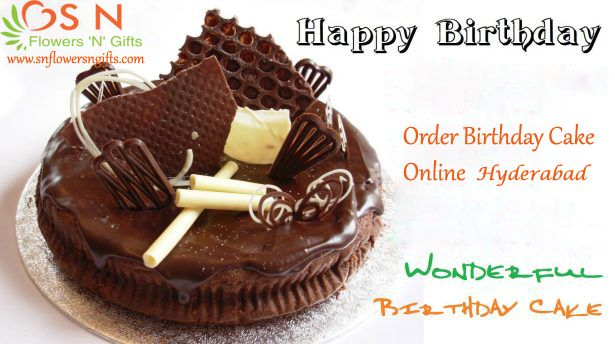 #Order #birthday #cakes #online #Hyderabad through www.snflowersngifts.com. #sameday and #midnight #Delivery is also awailable.