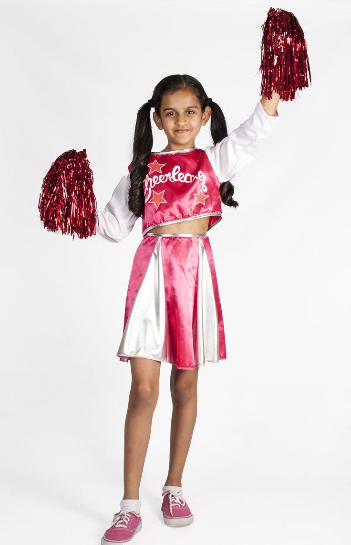 cheerleader costume for girls is on sale ebay link is below 1300 http - Ebaycom Halloween Costumes