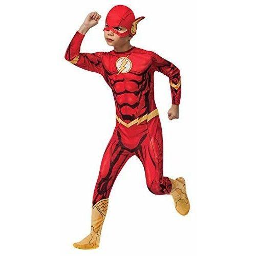 Buy Photo Real Kids Flash Costume Mediumfor R499.00