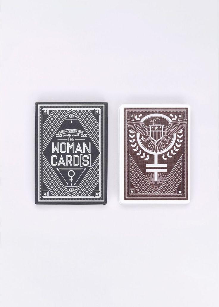 Woman Card[s] II