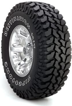 Firestone Destination M/T | Streetable and good off-road