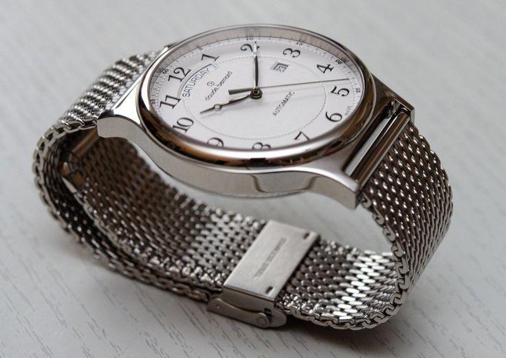 Claude Bernard 83014 Sophisticated Classics Watch Review   wrist time watch reviews