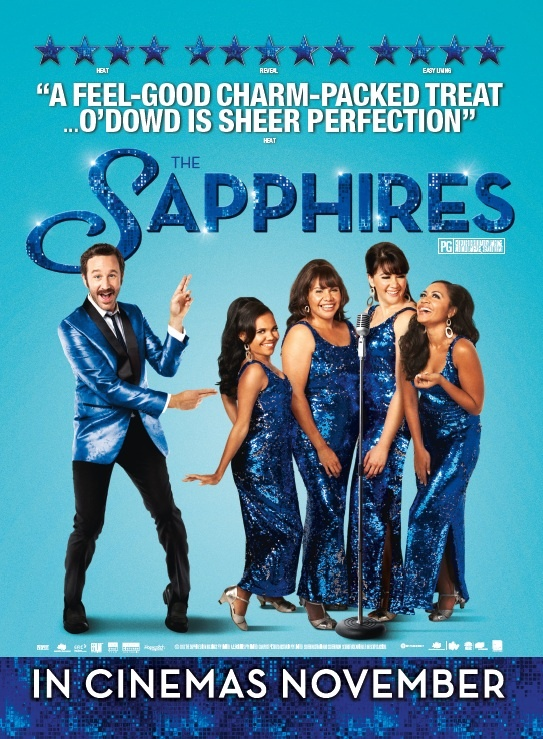 The Sapphires - in Showcase Cinemas