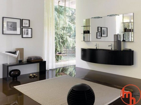Зеркало для ванной комнаты Италия Milldue - SYMI фото №1