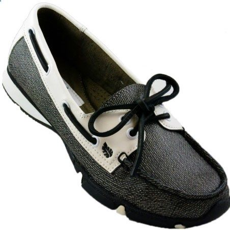 Black Pearl Golfstream Ladies Marina Golf Shoes at #lorisgolfshoppe