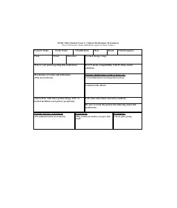 197 best images about nursing forms templates on pinterest for Med cards template