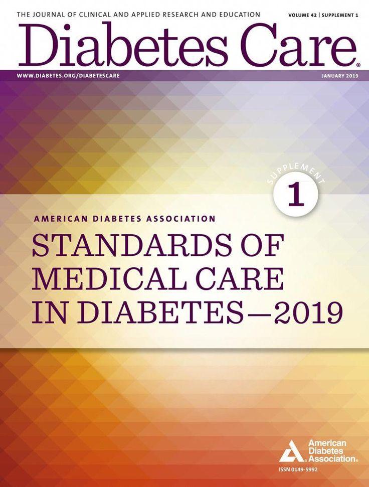 "The American Diabetes Association (ADA) ""Standards of"
