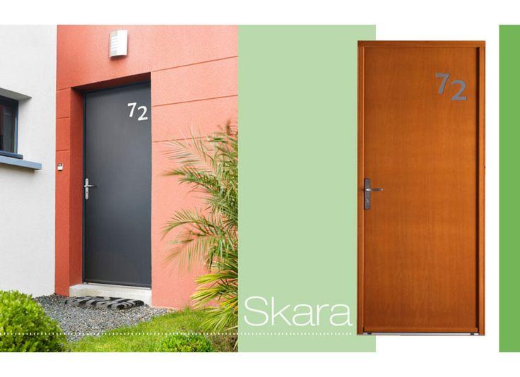 26 best Porte du0027entrée images on Pinterest Front doors, Entry - pose de seuil de porte