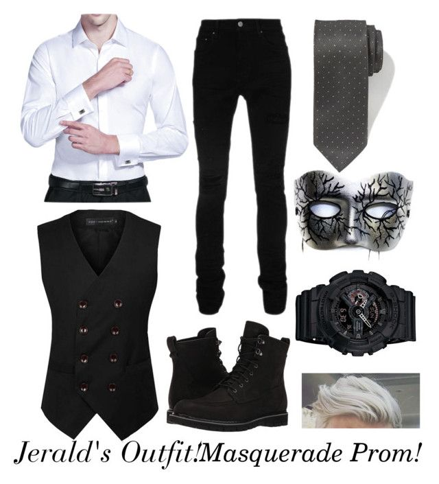 impactful masquerade ball men outfits