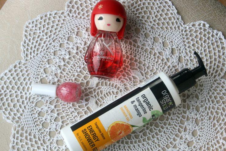 Organic Shop żel pod prysznic mandarynka i masło mango :) - Uroda, kosmetyki, makijaż w glowlifestyle.pl