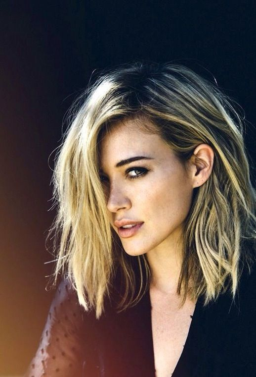 25 Inspiring Long Bob Hairstyles (Le Fashion) Bob Frisuren Bob Frisur