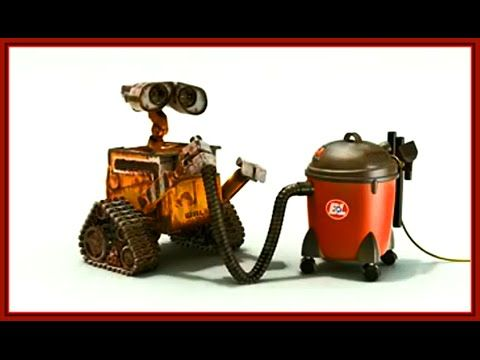 Wall-E - Pixar short films collection. Funny animation movies - YouTube