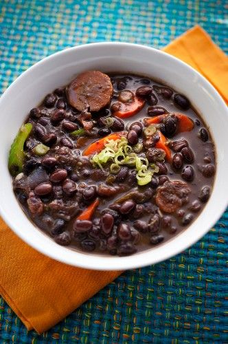 mexican black beans sausage soup black bean soup celery mexicans ...