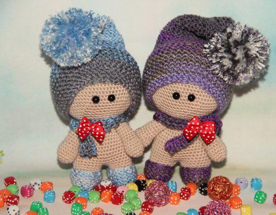 Handmade Dolls crochet toys amigurumi dolls cotton Doll Toy
