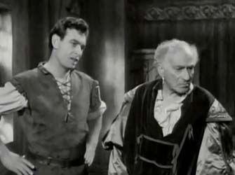 Conrad Phillips and Ernest Milton