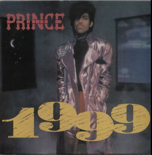 "Prince 1999 - Nineteen Ninety Nine - P/S UK 7"" Vinyl Record W9896 ..."